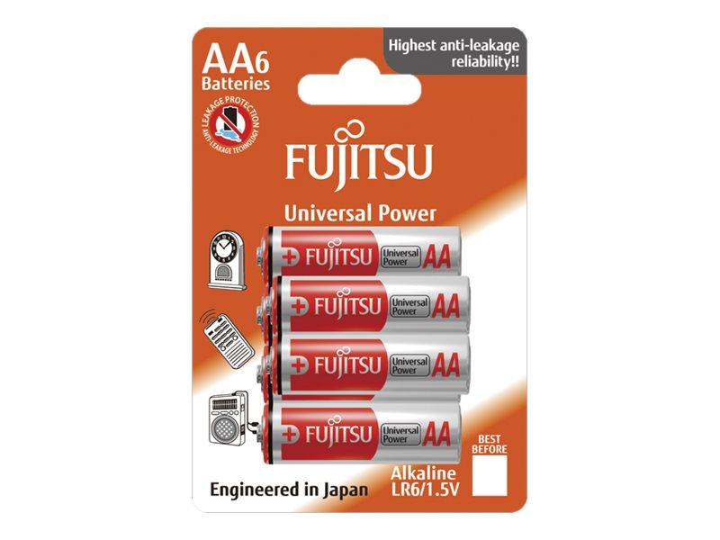 Fujitsu Universal Power - Batterie 20 x AA / LR6