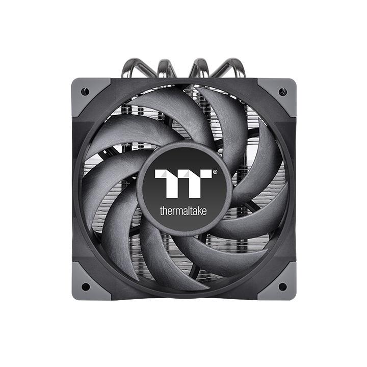 Thermaltake TOUGHAIR 110 - Prozessor-Luftkühler - (für: LGA1156, AM2, AM2+, AM3, LGA1155, AM3+, FM1, FM2, LGA1150, LGA1151, AM4, LGA1200)