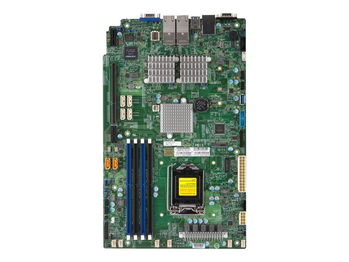 Supermicro X11SSW-4TF - Motherboard - LGA1151 Socket