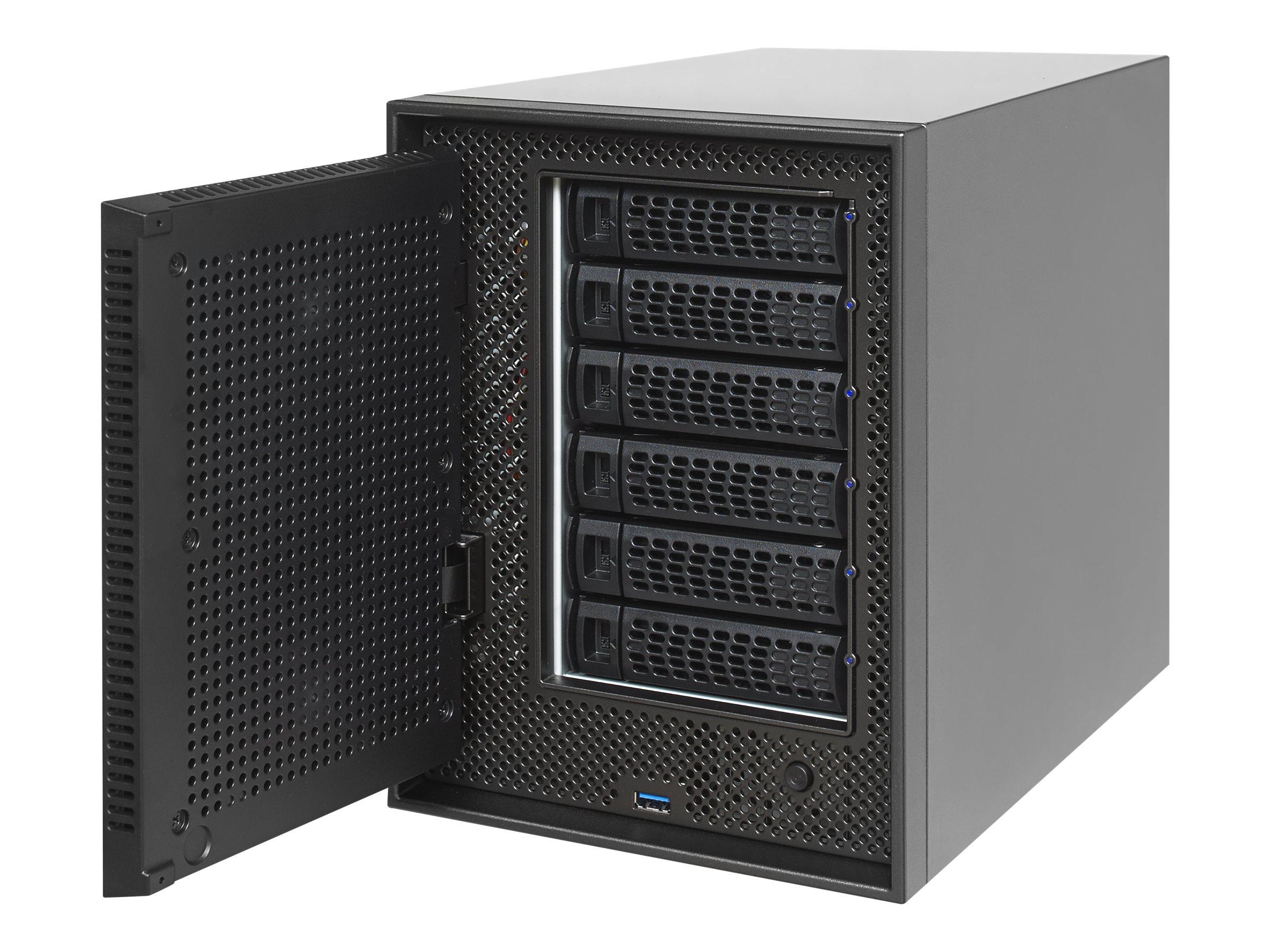 Netgear ReadyNAS 526X - NAS-Server - 6 Sch?chte