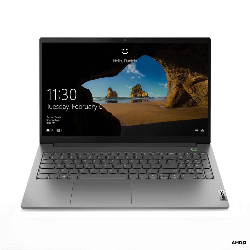 "Lenovo ThinkBook 15 G2 ARE 20VG - Ryzen 5 4500U / 2.3 GHz - Win 10 Pro 64-Bit - 8 GB RAM - 256 GB SSD NVMe - 39.6 cm (15.6"")"