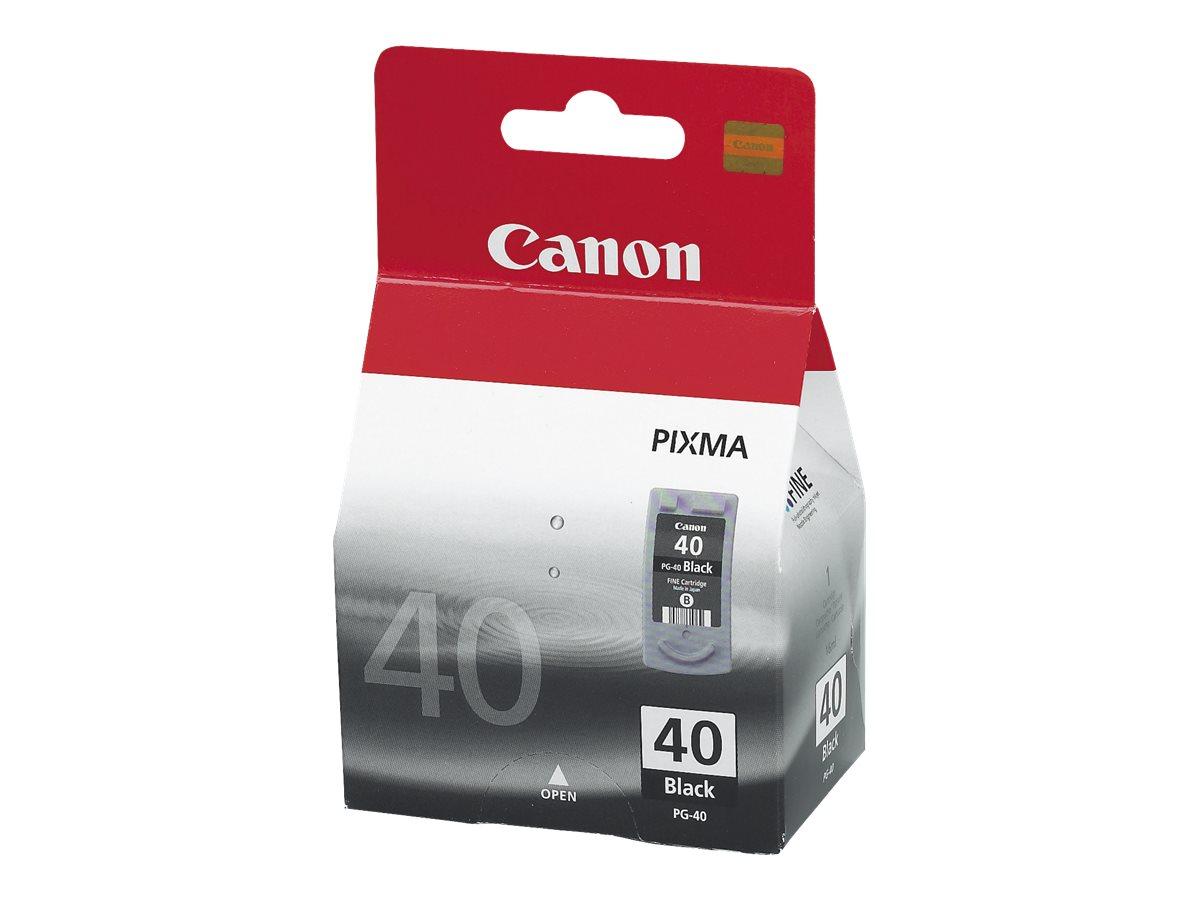 Canon PG-40BK - 16 ml - Hohe Ergiebigkeit - pigmentiertes Schwarz