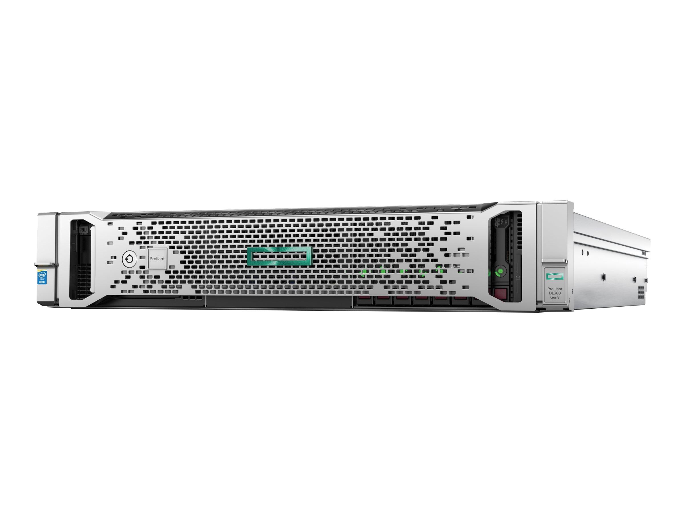 HPE DL380 Gen9 E5-2620v4 1P 16G 8SFF Svr (843556-425)