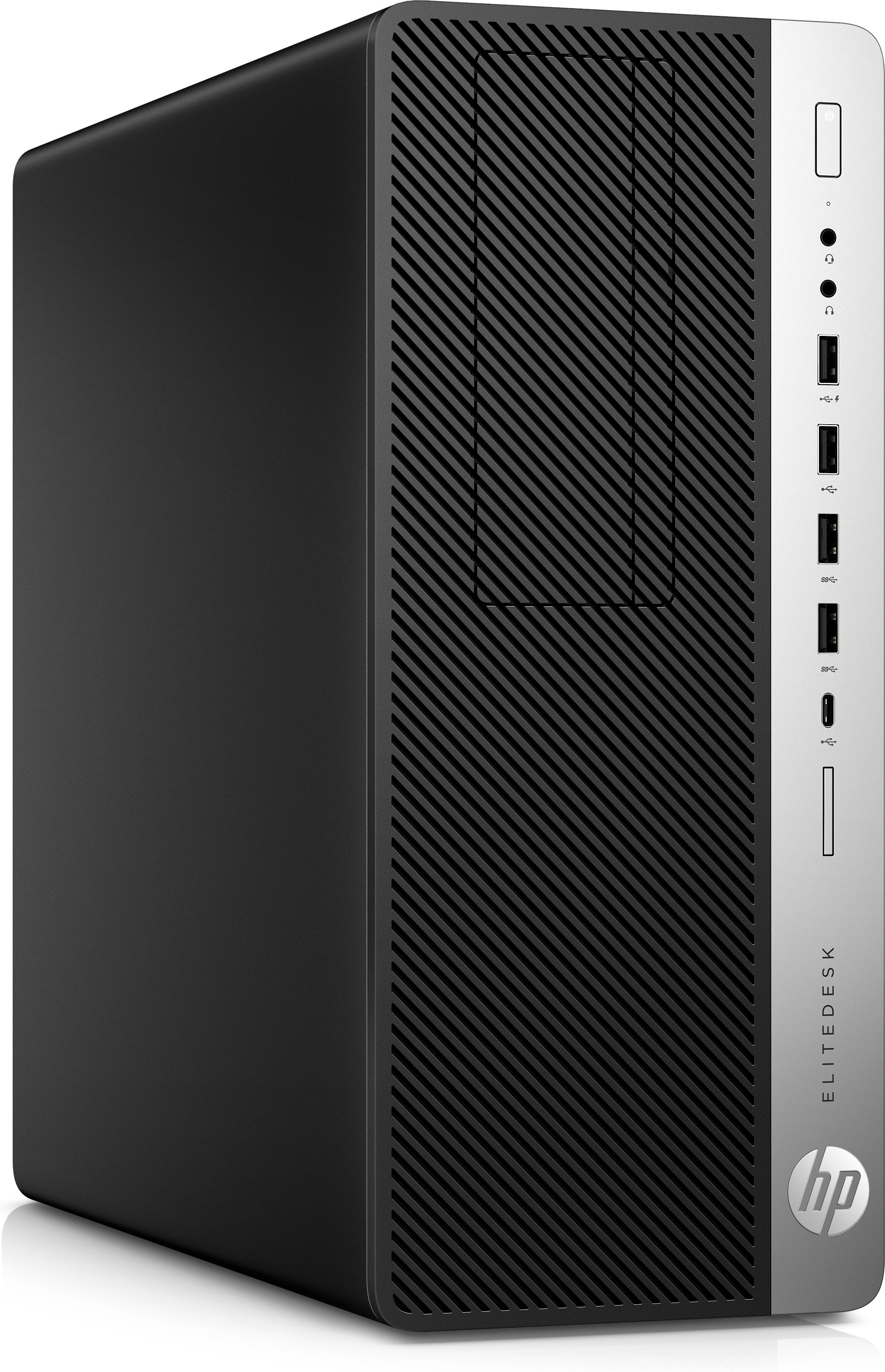 HP EliteDesk 800 G5 - Tower - Core i7 9700 / 3 GHz