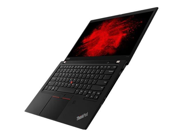 "Lenovo ThinkPad P14s Gen 1 20S4 - Core i7 10510U / 1.8 GHz - Win 10 Pro 64-Bit - 16 GB RAM - 512 GB SSD TCG Opal Encryption 2, NVMe - 35.6 cm (14"")"