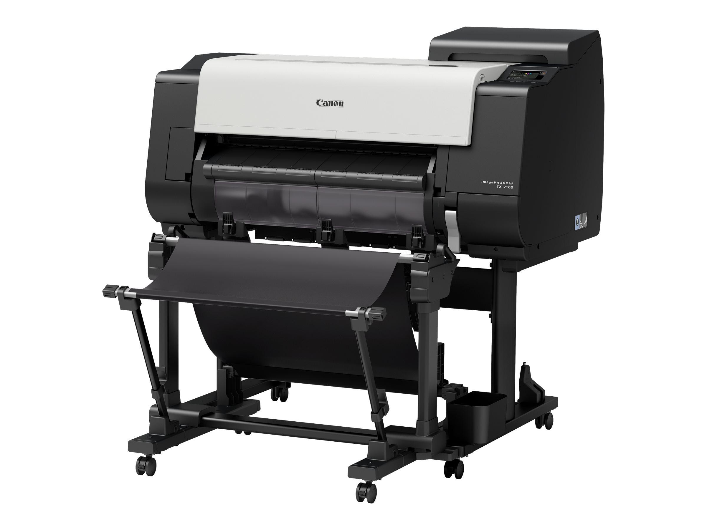 "Canon imagePROGRAF TX-2100 - 610 mm (24"") Großformatdrucker - Farbe - Tintenstrahl - Rolle A1 (61,0 cm)"