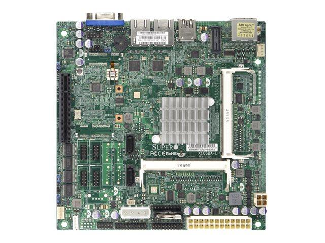 Supermicro X10SBA-L - Motherboard