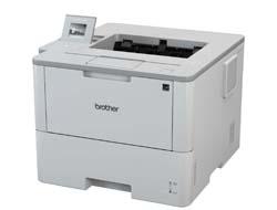 Brother HL-L6300DW 1200 x 1200DPI A4 Grau WLAN Laser-/LED-Drucker - Drucker s/w Laser/LED-Druck - 46 Seiten/Min.
