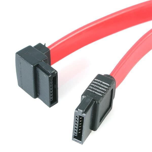 StarTech.com 15cm SATA III Kabel links gewinkelt - S-ATA Anschlusskabel - St/St