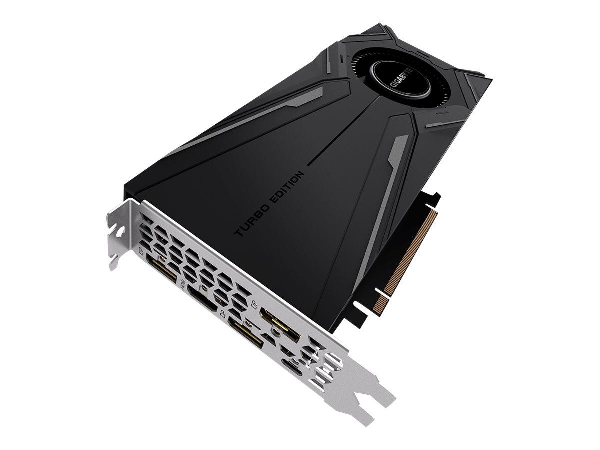 Gigabyte GeForce RTX 2080 Ti TURBO 11G - Grafikkarten
