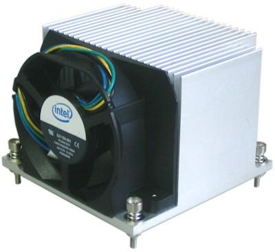 Intel BXSTS100A Prozessor Heizkörper Computer Kühlkomponente