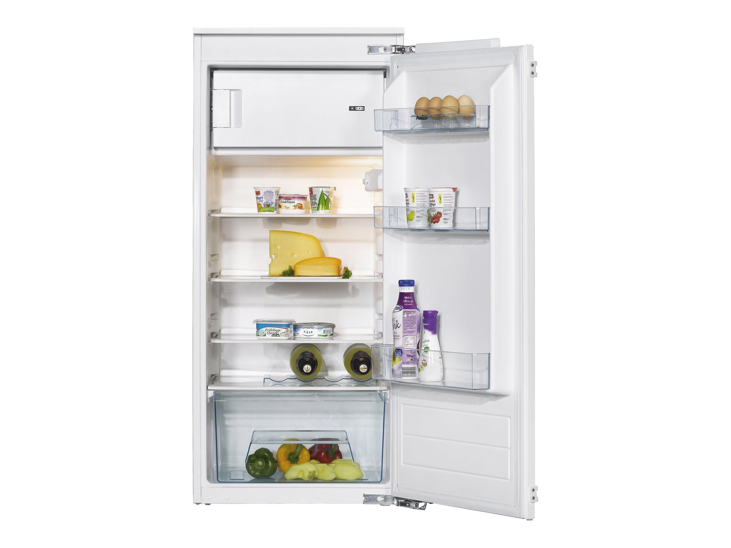 Amica Uks16158 Kühlschrank : Kühlschrank mit gefrierfach preisvergleich u die besten angebote