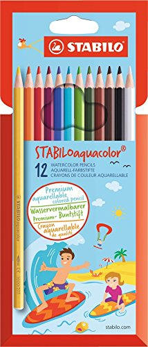 STABILO Aquacolor Multi 12 pc(s)