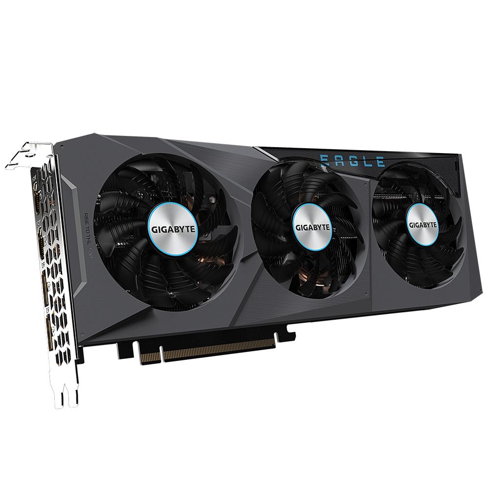Gigabyte Radeon RX 6700 XT EAGLE 12G - Grafikkarten