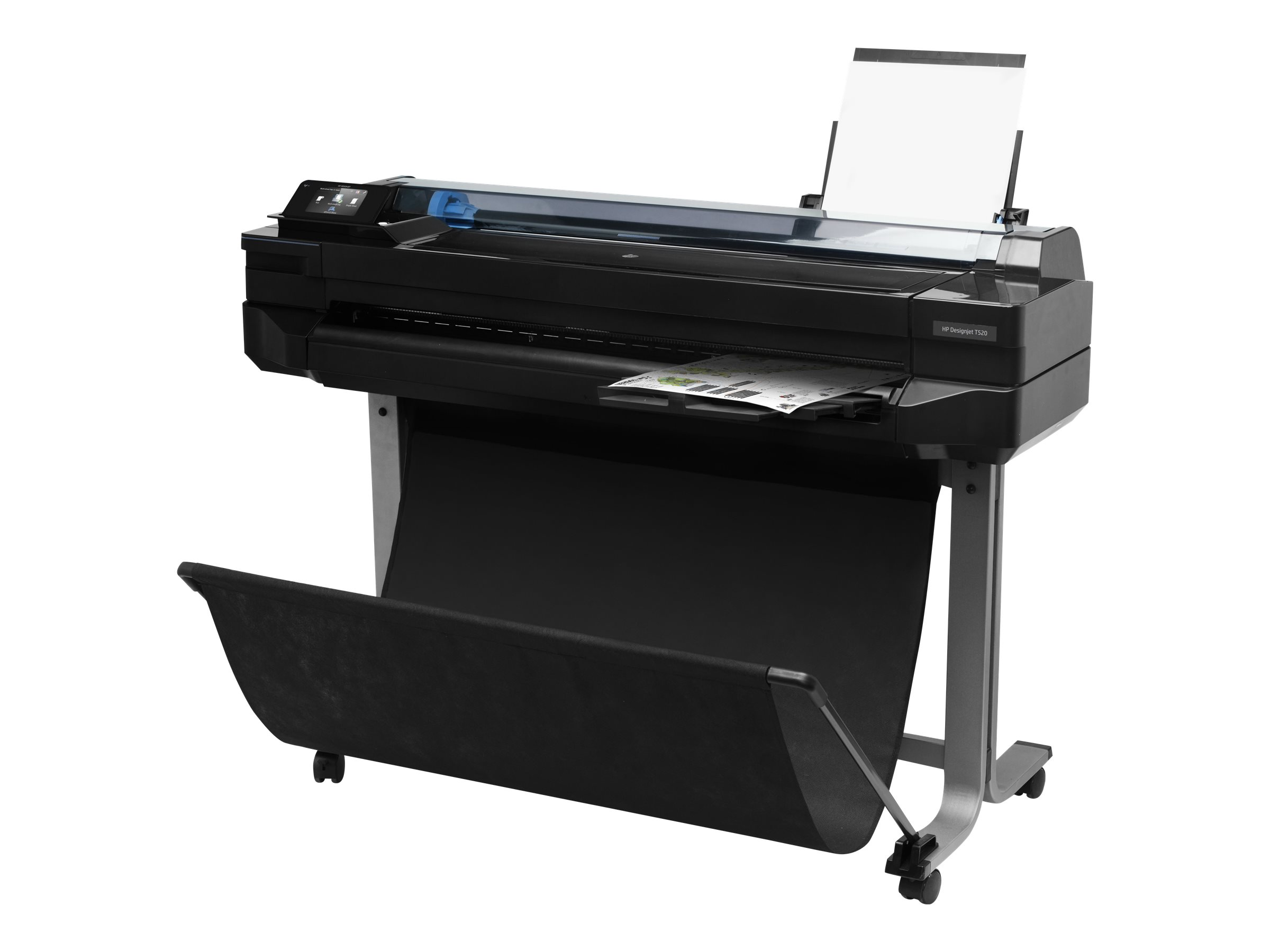 "HP DesignJet T520 - 914 mm (36"") Gro?formatdrucker - Farbe - Tintenstrahl - Rolle (91,4 cm x 45,7 m)"