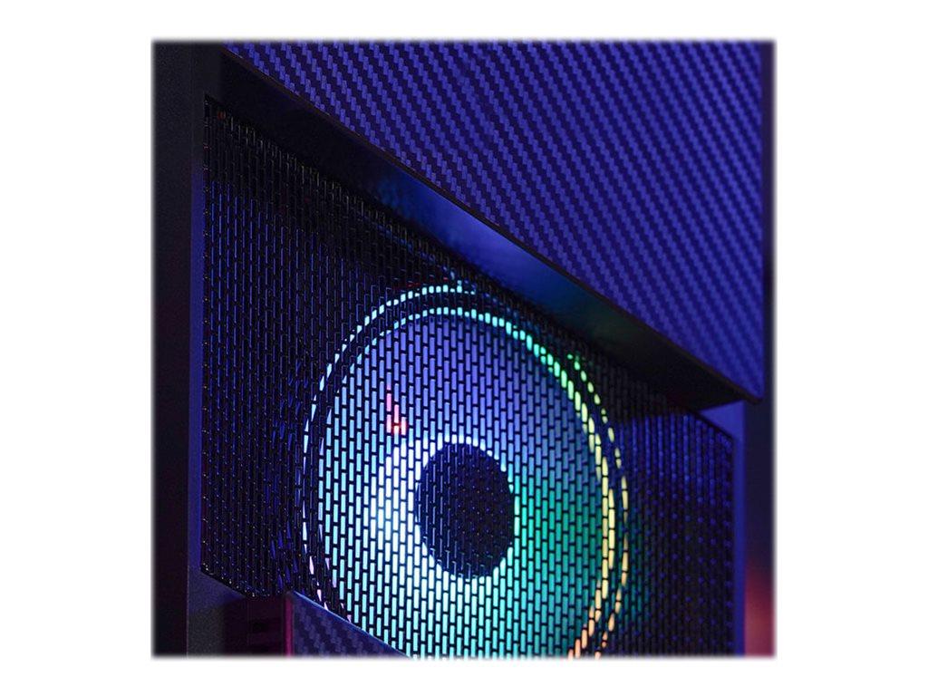 AEROCOOL ADVANCED TECHNOLOGIES AeroCool Menace Saturn RGB - Tempered Glass Edition - Tower - ATX - ohne Netzteil (ATX)