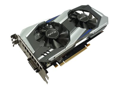 KFA2 GeForce GTX 1060 OC - Grafikkarten