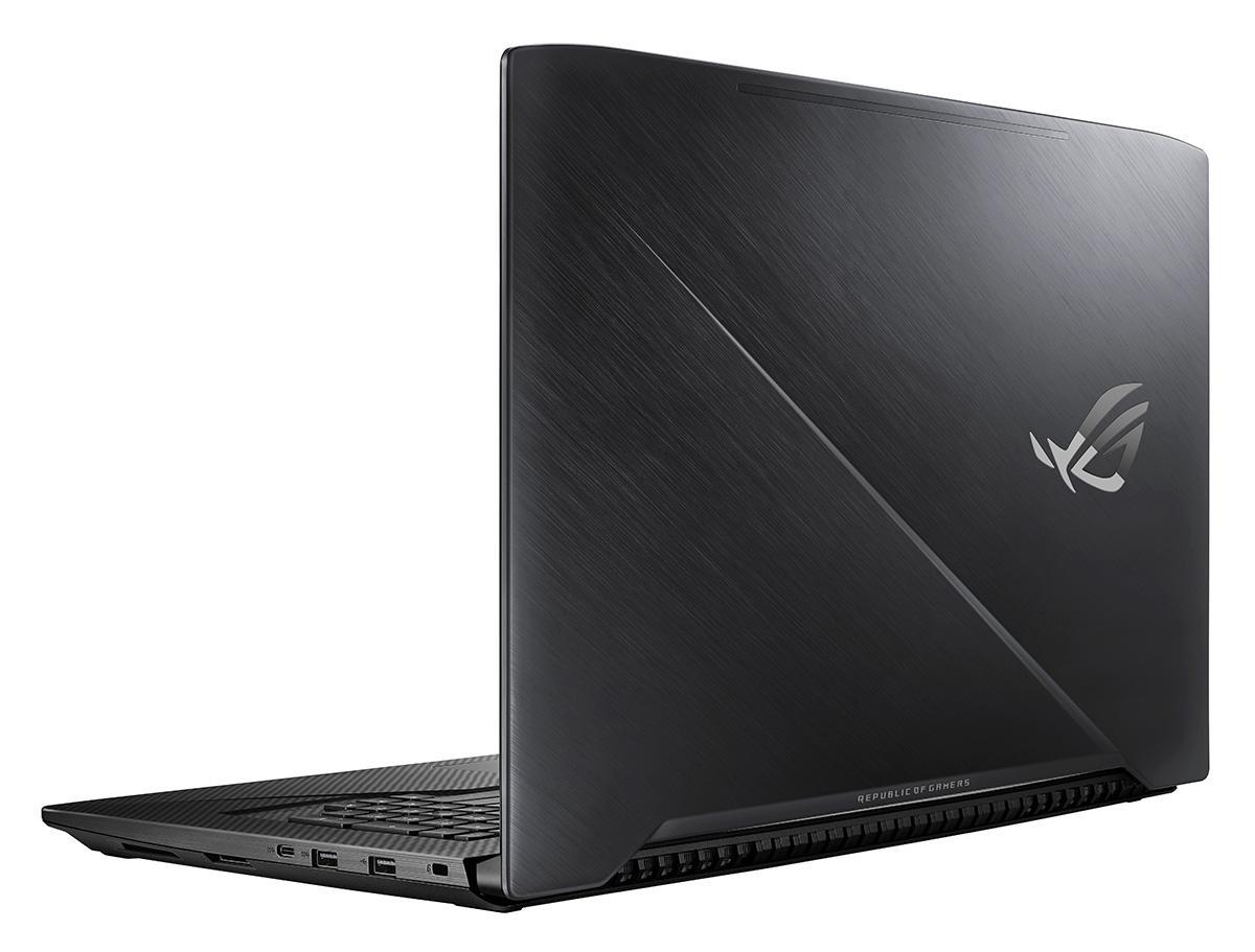 ASUS ROG GL703VD-GC014T 2.8GHz i7-7700HQ 17.3Zoll 1920 x 1080Pixel Schwarz Notebook