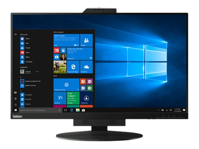"Vorschau: Lenovo ThinkCentre Tiny-in-One 27 - LED-Monitor - 68.58 cm (27"")"
