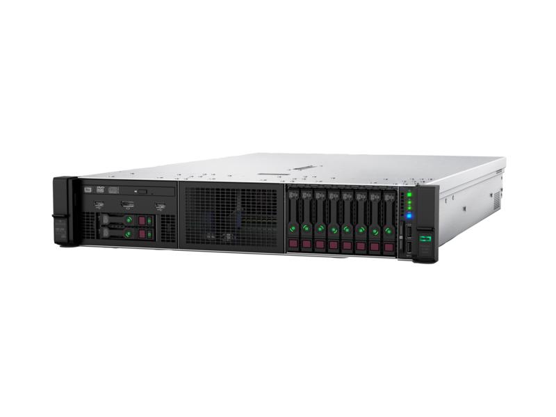 "HP Enterprise ProLiant DL380 Gen10 SMB Networking Choice - Server - Rack-Montage - 2U - zweiweg - 1 x Xeon Gold 5218R / 2.1 GHz - RAM 32 GB - SATA - Hot-Swap 6.4 cm (2.5"")"