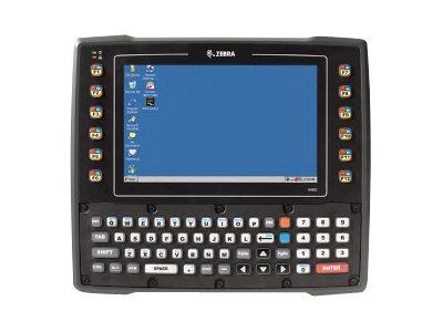 """Zebra VH10 - Computer für den Einbau in Fahrzeuge - OMAP 3 800 MHz - Win CE 6.0 - 512 MB RAM - 1 GB SSD - 20.3 cm (8"""")"""