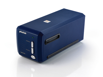 Plustek OpticFilm 8100 - Film/Dia-Scanner - 7.200x7.200 dpi - A4 USB, USB 2.0