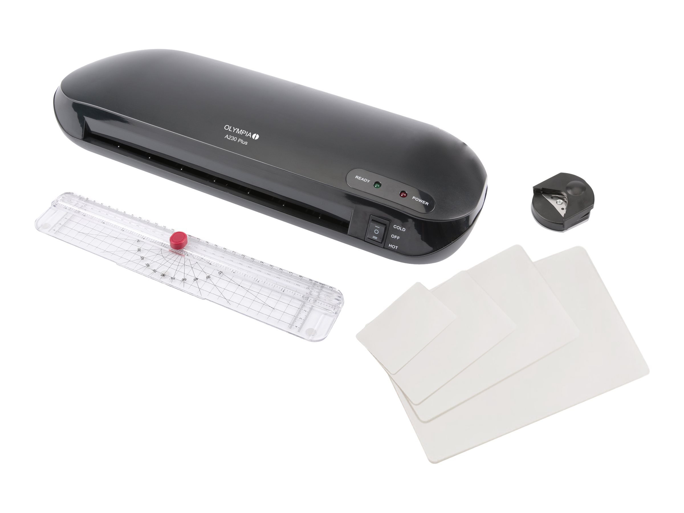 Olympia 4 in 1 Set with Laminator A 230 Plus