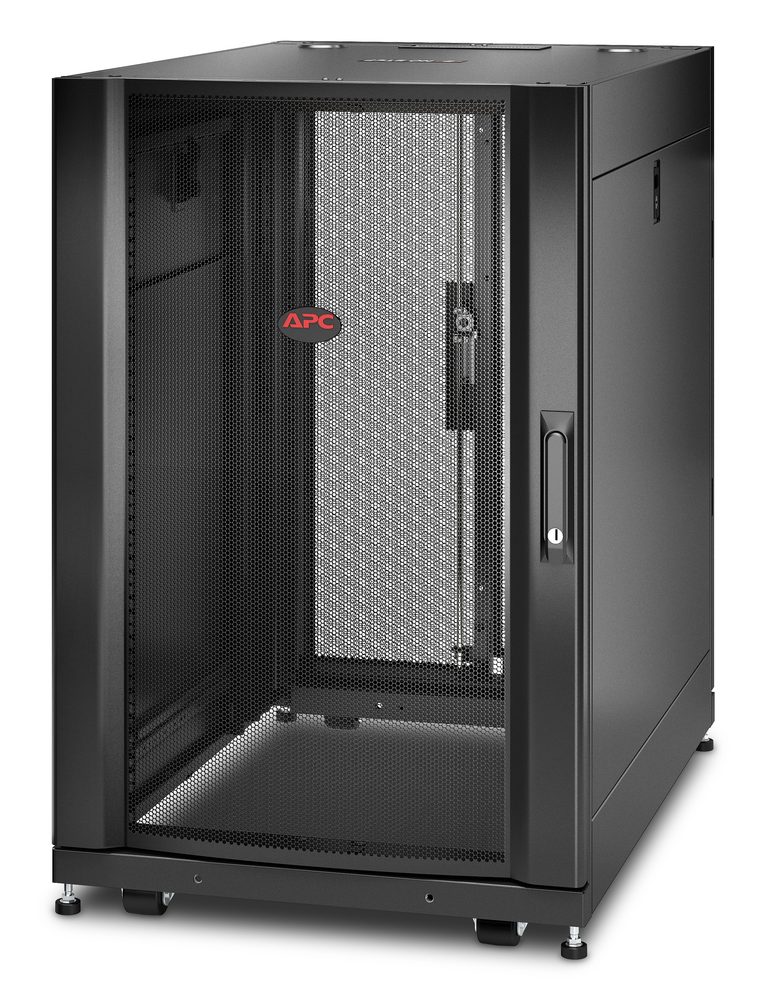 APC NetShelter SX - 18U - Freistehendes Gestell - 409 kg - Schwarz - IP20 - UL 2416 - UL 60950-1 - REACH