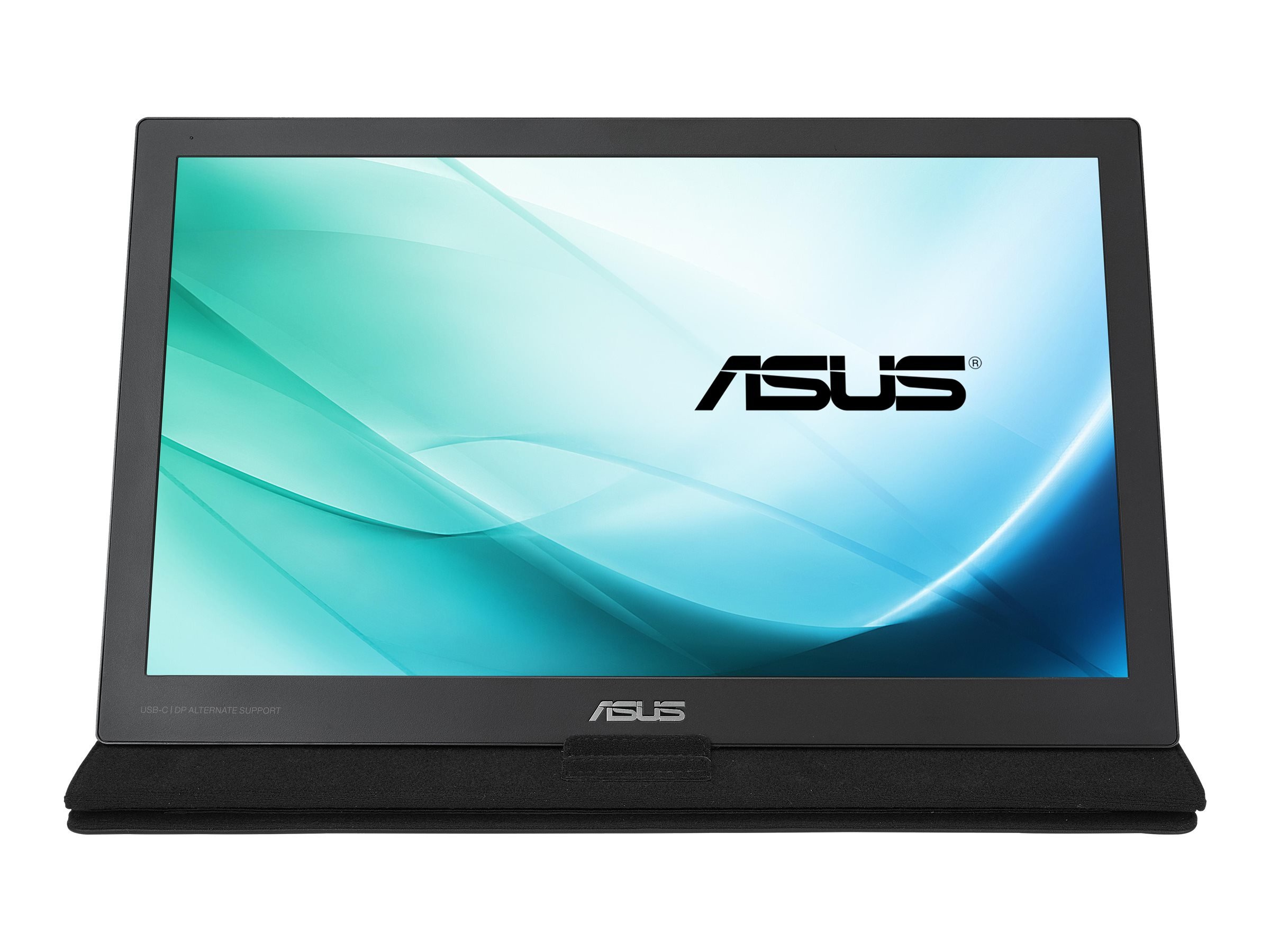 "Vorschau: ASUS MB169C+ - LED-Monitor - 39.6 cm (15.6"") - tragbar - 1920 x 1080 Full HD (1080p)"