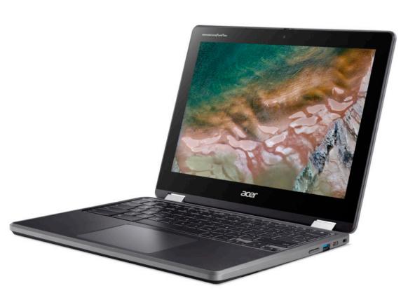 Vorschau: Acer Chromebook R853TNA-C713 - Intel® Celeron® - 1,1 GHz - 30,5 cm (12 Zoll) - 4 GB - 32 GB - Chrome OS