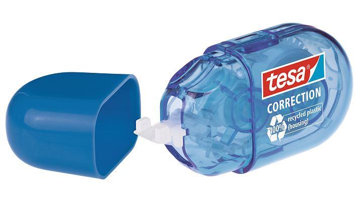 Tesa Mini Roller - Blau - 6 m - 5 mm - 1 Stück(e)