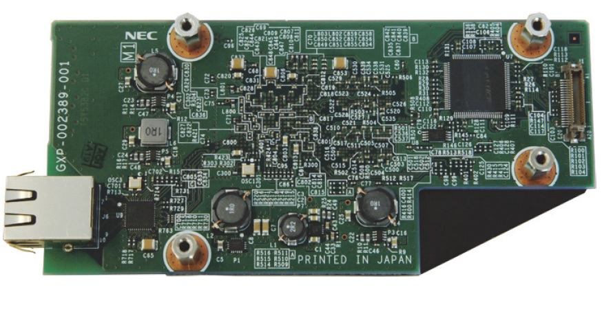 NEC Display VoIP Daughter Board - 16 Channels - Erweiterungsmodul