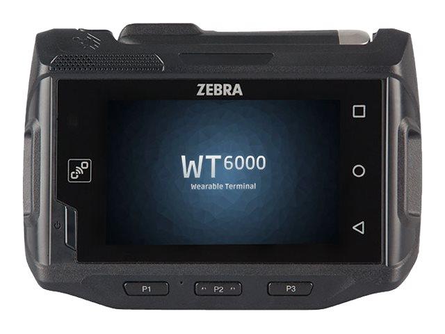 Zebra WT6000 Wearable Computer - Datenerfassungsterminal - Android 5.1 (Lollipop)