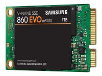 860 EVO Solid State Drive (SSD) mSATA 1000 GB SATA