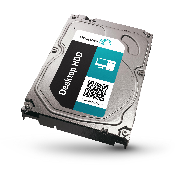 Seagate Desktop HDD 4TB SATA III 3.5 4000GB Serial ATA III Interne Festplatte