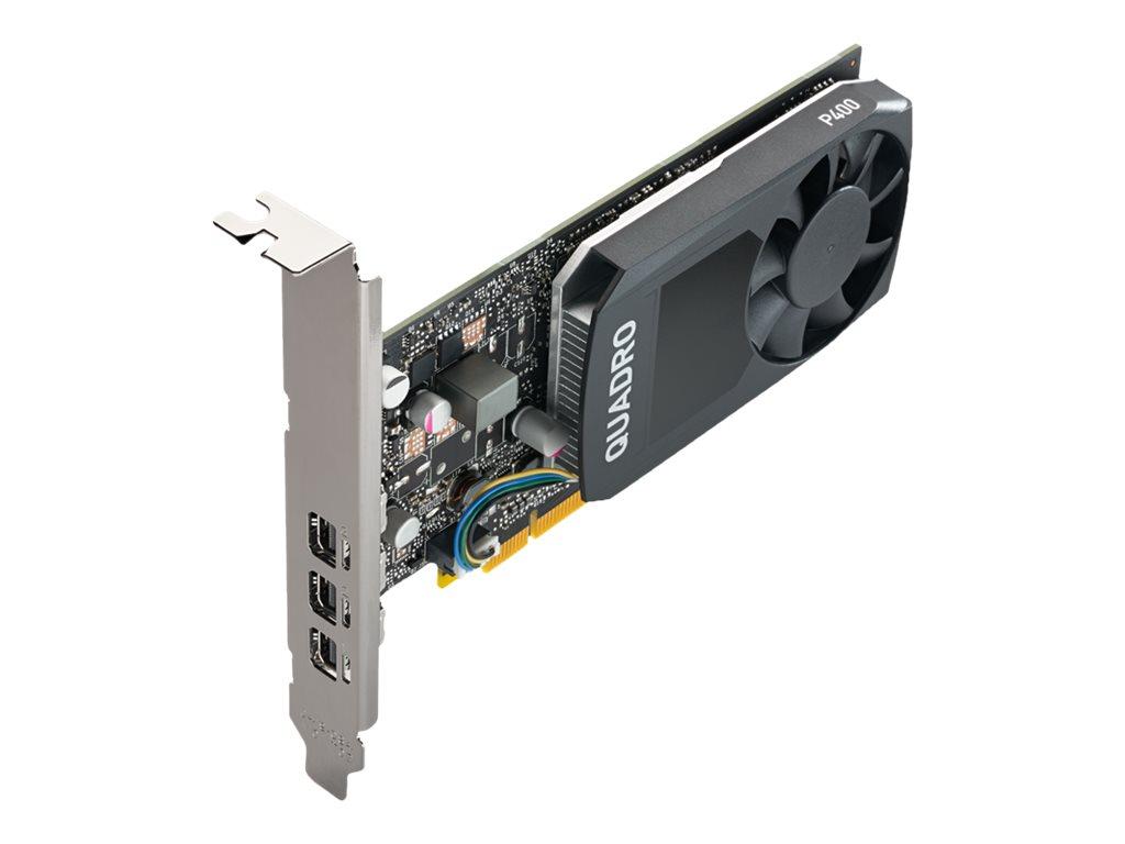 PNY NVIDIA Quadro P400 DVI - Grafikkarten - Quadro P400