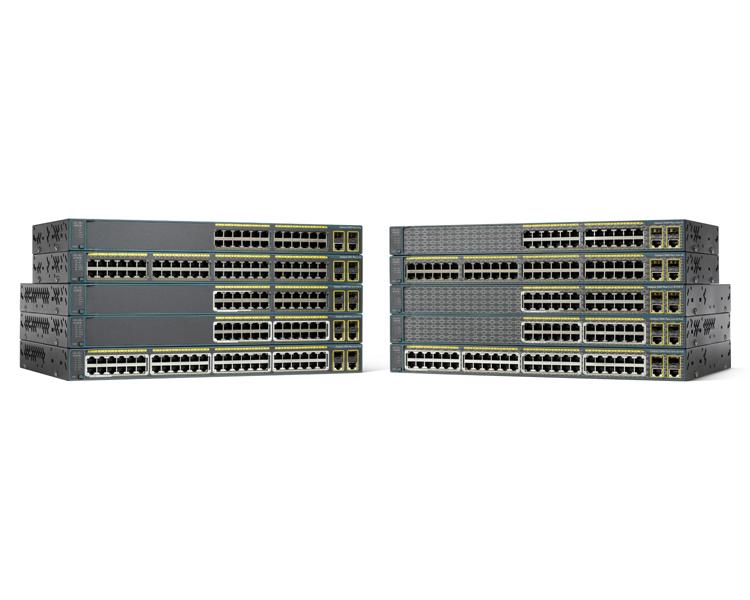 Cisco Catalyst 2960-48TC-S Switch (WS-C2960-48TC-S) - REFURB