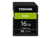 THN-N203N0160E4 Speicherkarte 16 GB SD Klasse 10 UHS-I