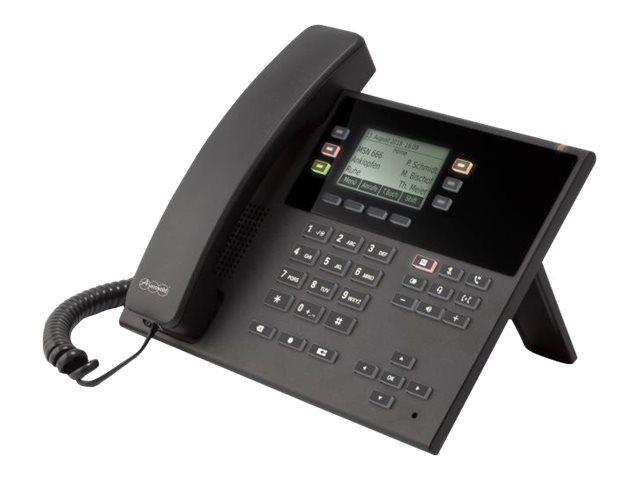 Auerswald COMfortel D-100 - Digitaltelefon - SIP, SRTP