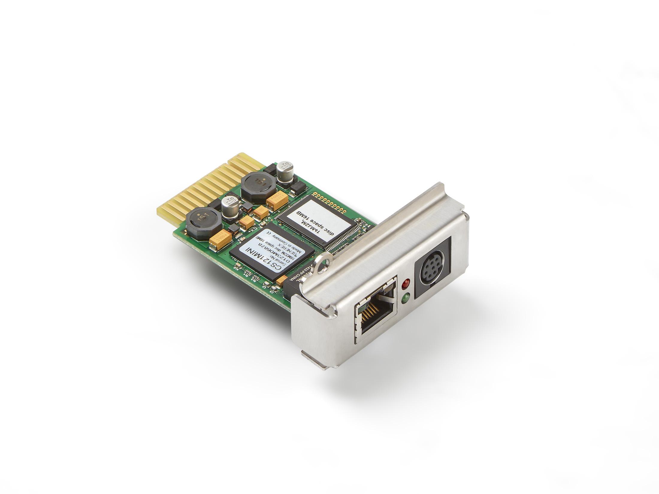 SALICRU Fernverwaltungsadapter - 10Mb LAN