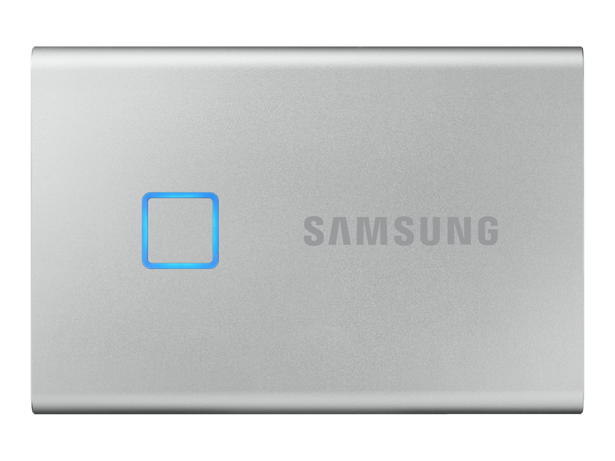 Samsung Portable SSD T7 Touch MU-PC500S - 500 GB SSD - extern (tragbar)