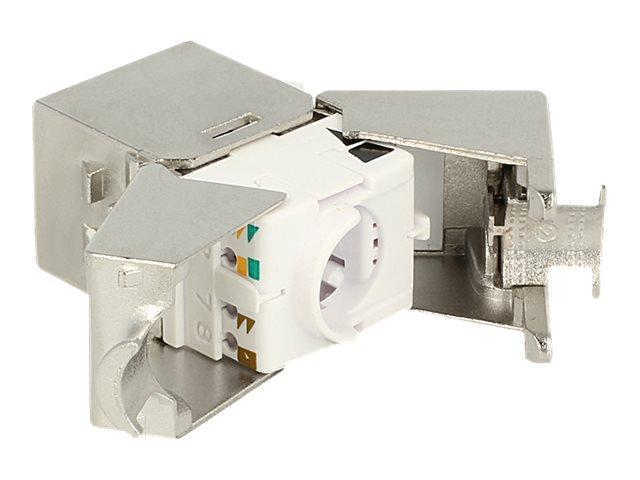 Delock Keystone module - Modulare Eingabe - RJ-45