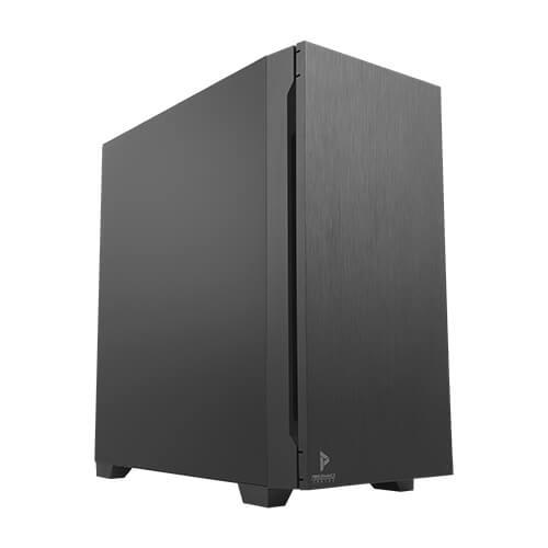 Antec P10 Flux - Midi Tower - PC - Kunststoff - Stahl - Schwarz - ATX - ITX - micro ATX - 17,5 cm