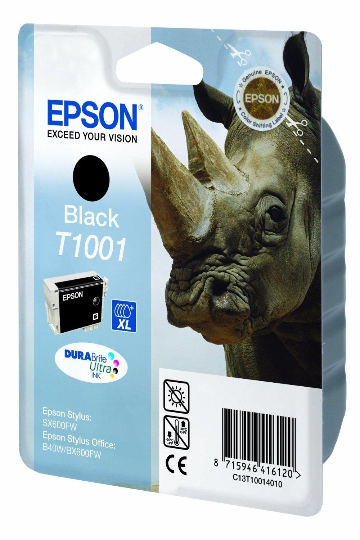 Image of Epson T1001 - Cartouche d'encre d'origine - Black - 25,9 ml