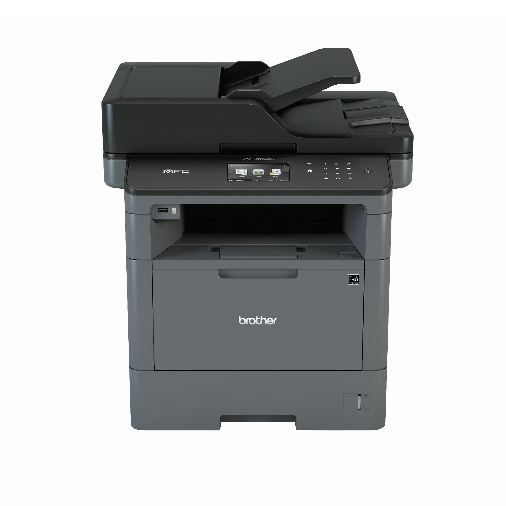 Brother MFC-L5700DN, S/W-Laser, MFP, A4