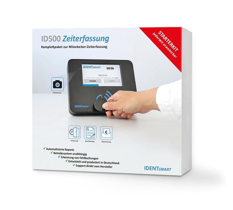IDENTsmart S3103000300 - Basis-Zugangskontrollleser - WLAN - Zugriffschip/Kartenleser