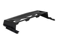 ACX001EUZ Kunststoff Schwarz Schreibtischablage