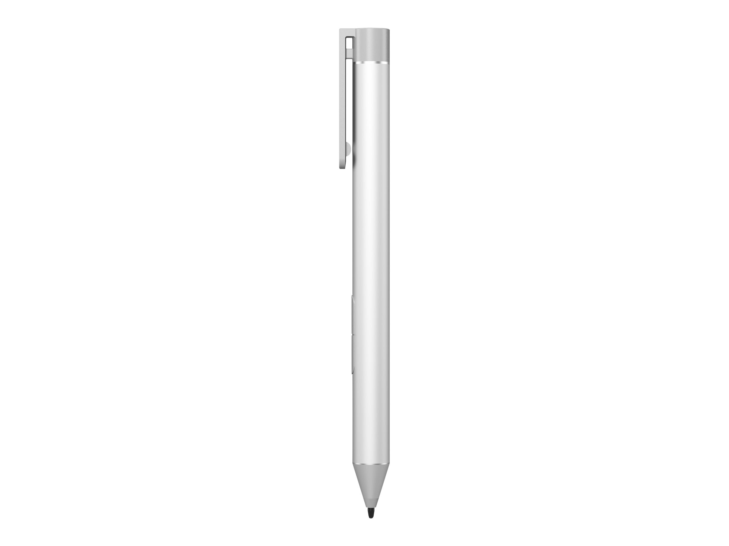 HP Active Pen - Digitaler Stift - 2 Tasten - Silver Nature