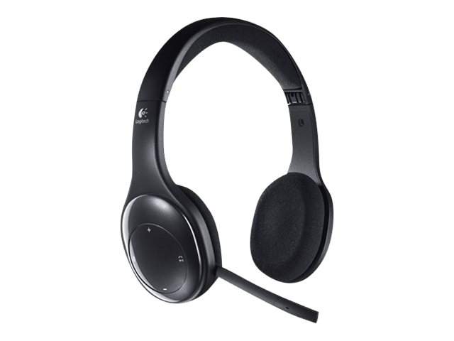 Logitech Wireless Headset H800 - Headset - On-Ear