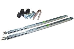 Fujitsu F1 Slim Line - Rackbefestigung - 1 HE